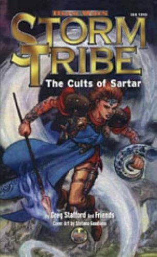 9781929052103: Storm Tribe: The Cults of Sartar (Hero Wars)