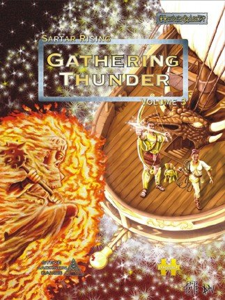 Sartar Rising #3 - Gathering Thunder (Hero Wars (Glorantha))