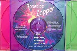 9781929058266: Appetite Zapper