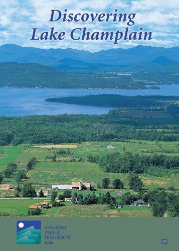 9781929082551: Discovering Lake Champlain