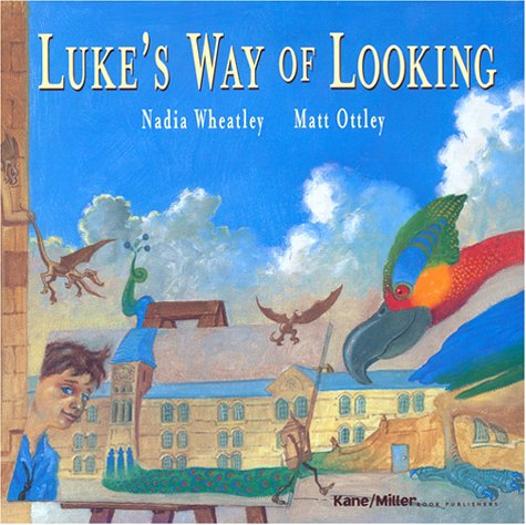 9781929132188: Luke's Way of Looking