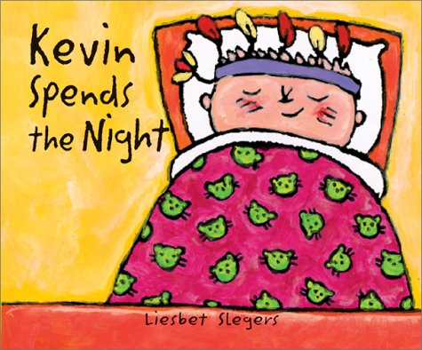 Kevin Spends the Night (The on My Way Books): Liesbet Slegers