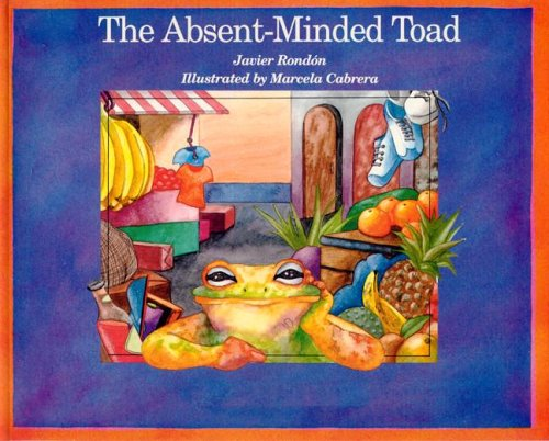 9781929132393: The Absent-Minded Toad