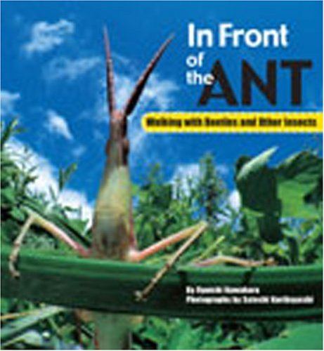 9781929132638: In Front of the Ant: Walking With Beetles and Other Insects