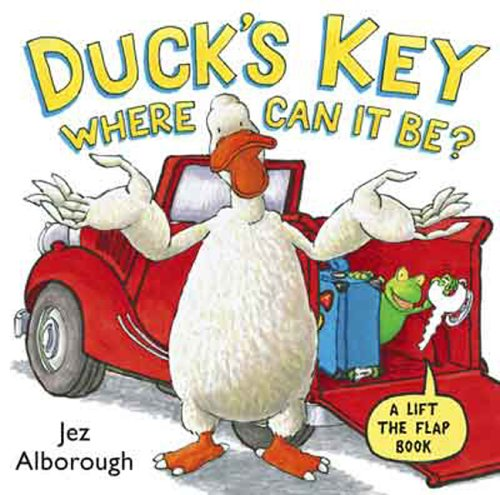 9781929132720: Duck's Key: Where Can It Be?