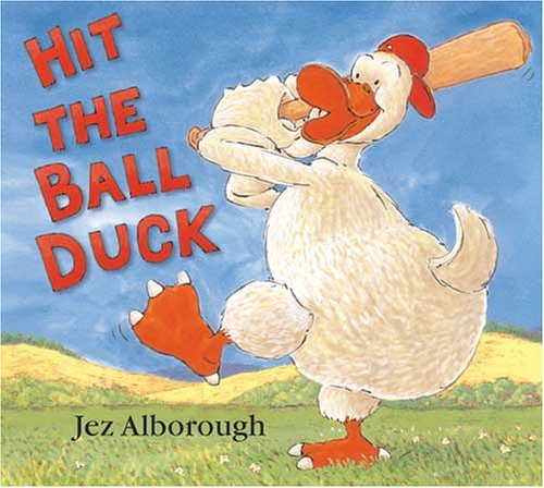 9781929132966: Hit the Ball Duck