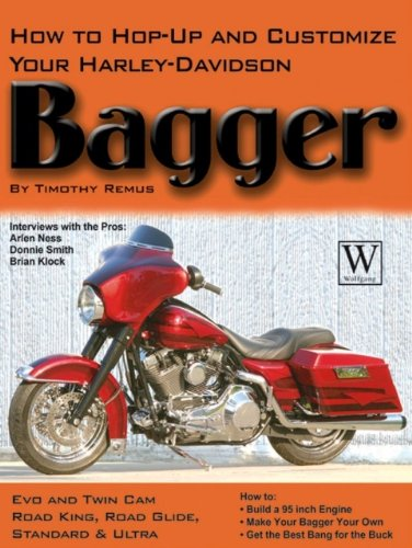 9781929133185: How To Hop-Up And Customize Your Harley-Davidson Bagger
