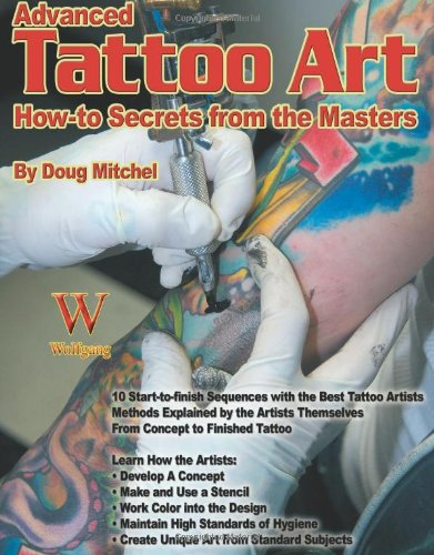9781929133338: Advanced Tattoo Art (How-To Secrets from the Masters)