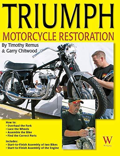 9781929133420: Triumph Motorcycle Restoration