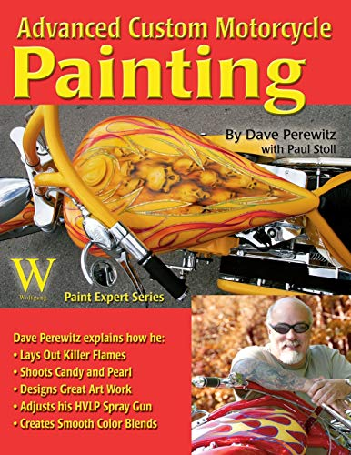 9781929133536: Advanced Custom Motorcycle Painting (Paint Expert)
