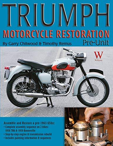 9781929133635: Triumph Motorcycle Restoration: Pre-Unit