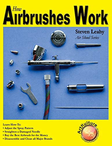 9781929133710: How Airbrushes Work