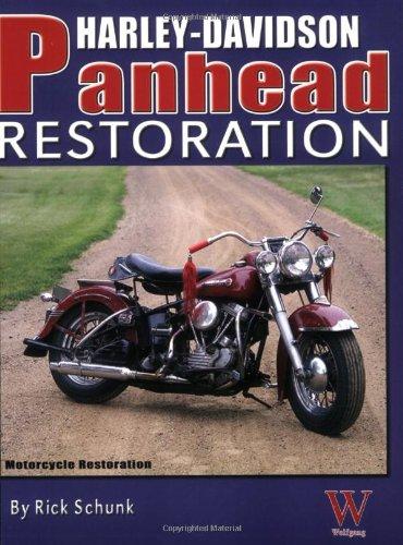 9781929133819: Harley-Davidson Panhead Restoration