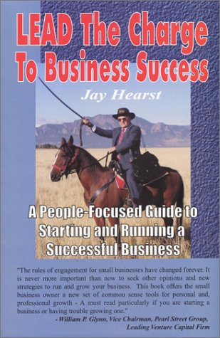 Lead the Charge to Business Success: Hearst, Jay