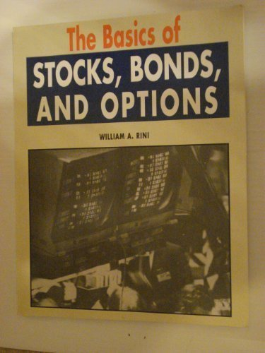 9781929163014: The Basics of Stocks, Bonds, and Options