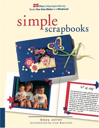 9781929180240: Simple Scrapbooks