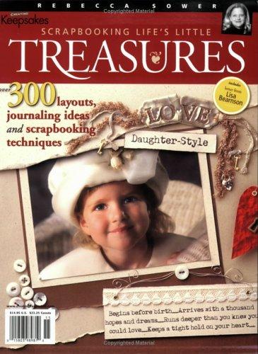 9781929180332: Scrapbooking Life's Little Treasures