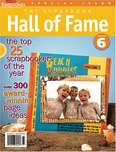 9781929180578: The Scrapbook Hall of Fame, Vol. 6