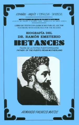 9781929183005: Biografia Del Dr. Ramon Emeterio Betances