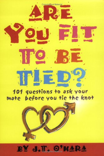 9781929188024: Are You Fit To Be Tied