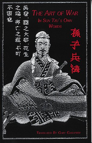 9781929194001: The Art of War: In Sun Tzu's Own Words (English and Mandarin Chinese Edition)