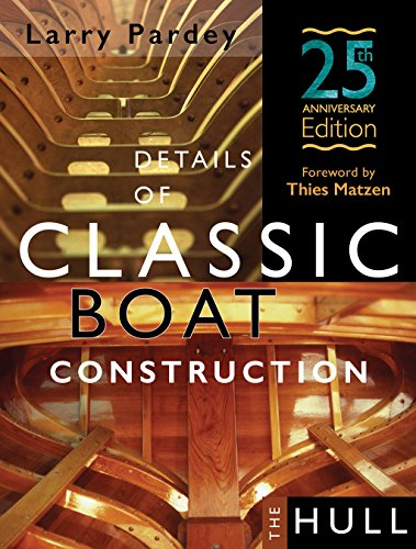 9781929214440: Details of Classic Boat Construction: The Hull
