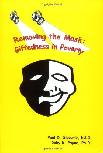 9781929229000: Removing the Mask : Giftedness in Poverty