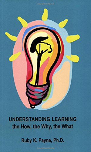 9781929229048: Understanding Learning: The How, the Why, the What