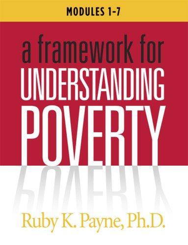 9781929229406: Framework for Understanding Poverty: Modules 1-7 Workbook