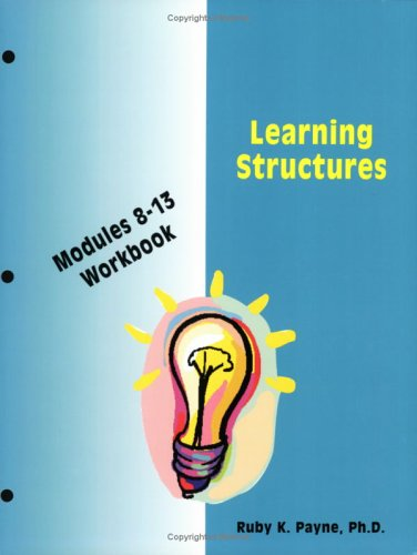 9781929229413: Learning Structures Workbook