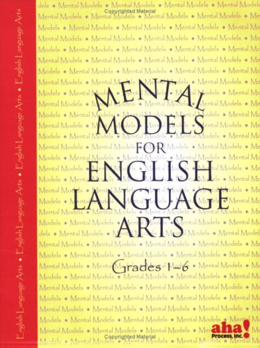 9781929229543: Mental Models for English Language Arts