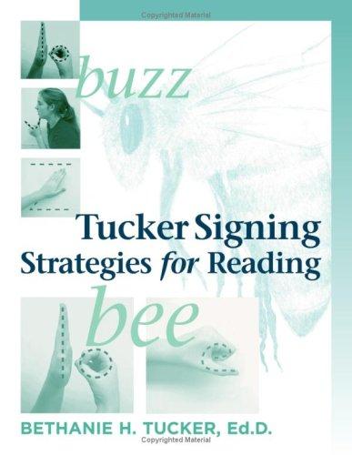 9781929229864: Tucker Signing Strategies for Reading