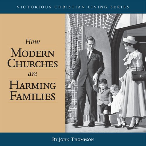 9781929241538: How Modern Churches are Harming Families (CD) (War of the Worldviews)