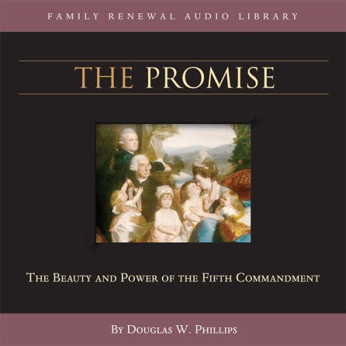 9781929241767: The Promise (CD) (Vision Forum Family Renewal Tape Library)