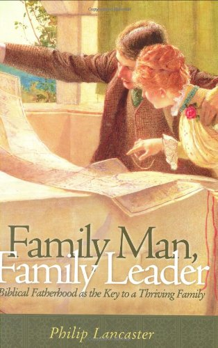 Family Man, Family Leader: Lancaster, Phillip