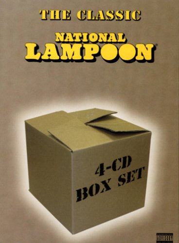 9781929243709: The Classic National Lampoon