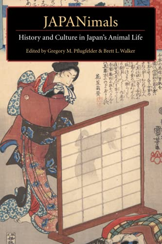 9781929280315: JAPANimals: History and Culture in Japan's Animal Life (Michigan Monograph Series in Japanese Studies)