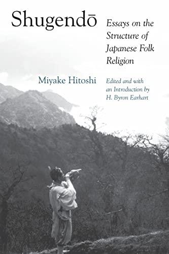 9781929280384: Shugendo: Essays on the Structure of Japanese Folk Religion