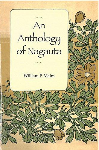 9781929280575: An Anthology of Nagauta (Michigan Monograph Series in Japanese Studies)