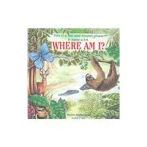9781929298372: Where Am I Rainforest (Where Am I? Series)
