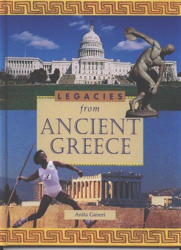 Legacies from Ancient Greece: Ganeri, Anita