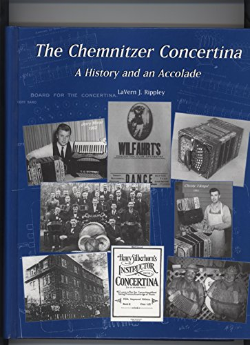 The Chemnitzer Concertina: A History and an Accolade