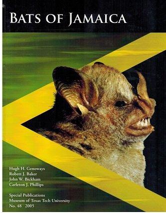 Bats of Jamaica: Hugh H. Genoways,
