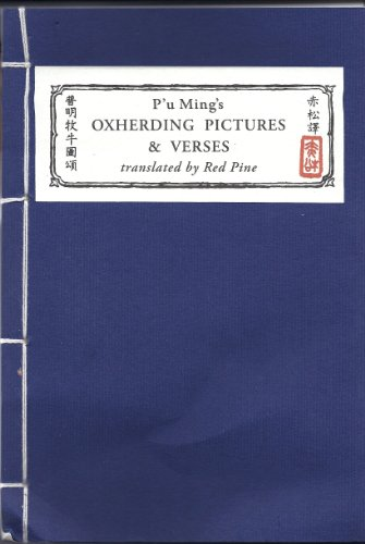 9781929355204: P'u Ming's Oxherding Pictures and Verses, 2nd Edition