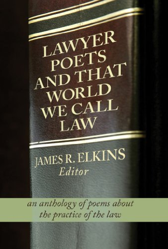 Lawyer Poets and That World We Call: Lee Atkinson; Richard