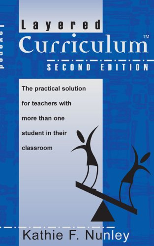 9781929358120: Layered Curriculum: The Practical Solution for Teachers with More Than One Student in Their Classroom, Second Edition