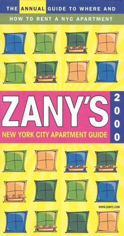 Zany's New York City Apartment Guide, 2000: Weiner, Clay
