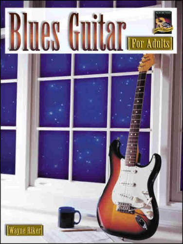 9781929395040: Blues Guitar for Adults