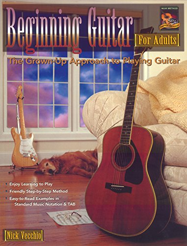 9781929395705: Beginning Guitar for Adults