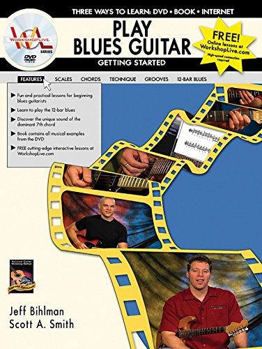 9781929395828: Play Blues Guitar